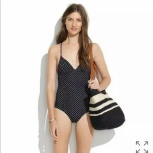 Madewell One Piece Swimsuit